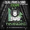 3LAU, PARIS & SIMO - ESCAPE FEAT. BRIGHT LIGHTS (JAAB REMIX) FREE DOWNLOAD