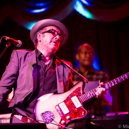 Elvis Costello & The Roots - Wake Me Up 9/16/13 Brooklyn Bowl
