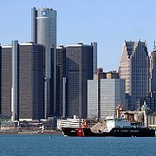 Downtown Detroit [Out now on Praevado Records]