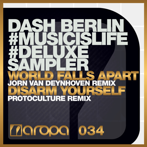 Dash Berlin feat. Emma Hewit - Disarm Yourself (Protoculture Remix)