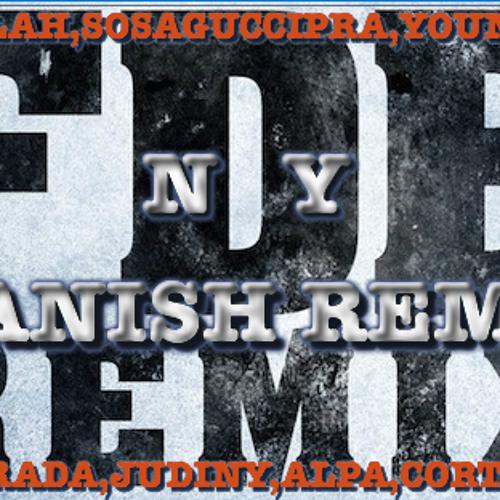 Np Killah, Sosa Gucci Prada, Young Sosa, Pyro Prada, Judiny, Alpa & Cortesano - FDB (Spanish Remix)