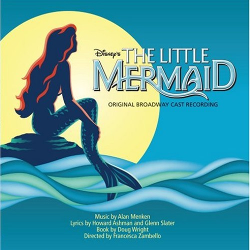 Part of Your World - The Little Mermaid Broadway Musical (cover)