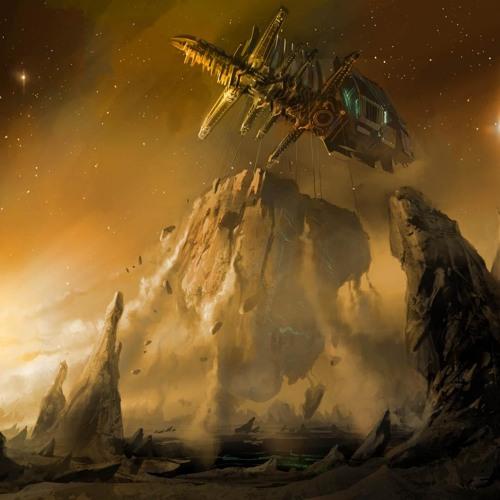 Galactic Adventure by OMAHN