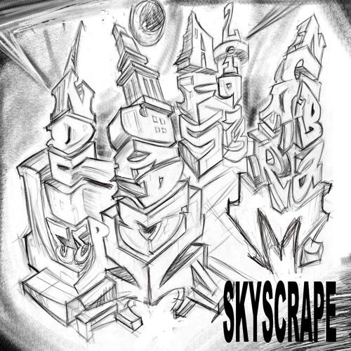 Skyscrape - ft AFS,  NC Abram & No Sleep