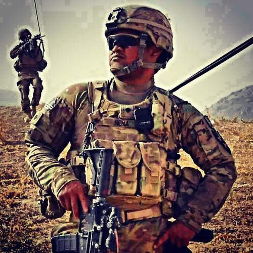 K'Nova - Frontline Soldier