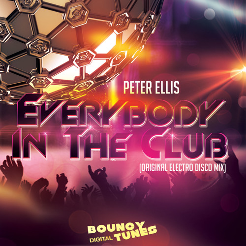 Peter Ellis - Everybody In The Club  HouseRoxRecords