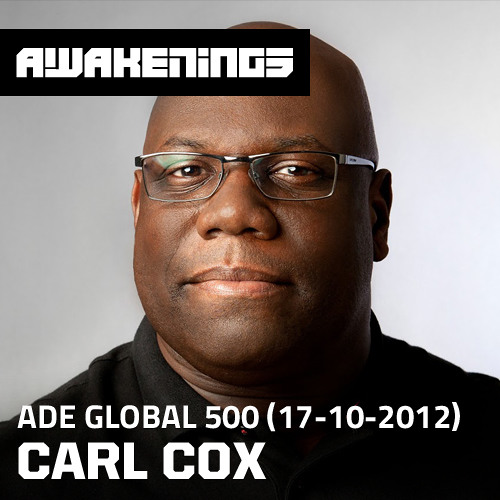 Carl Cox at Awakenings ADE Global 500 (17-10-2012)