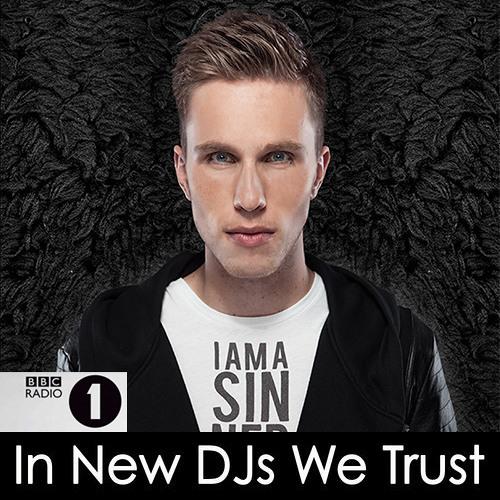 Nicky Romero - BBC Radio 1 - In New DJs We Trust - 12-09-2013