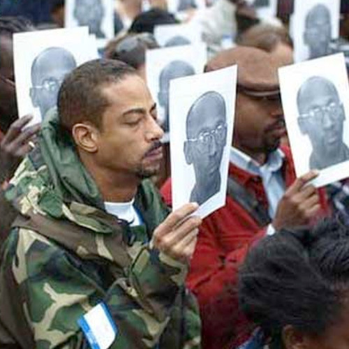 """""""I Am Troy Davis"""": Supporters, Family of Georgian Man Executed in 2011 Push To End Death Penalty 1/3"""