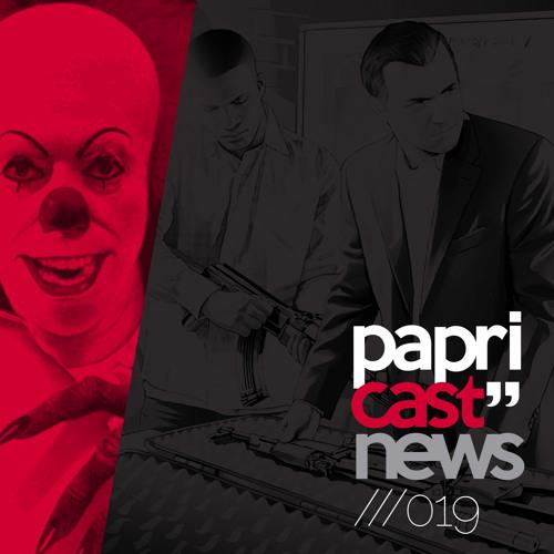 Papricast News 019