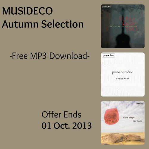 Free MP3 Download! _autumn selection