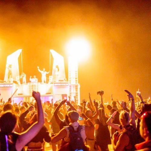 Burning Man 2013 Dancetronauts