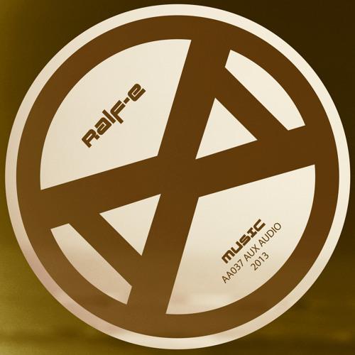  AA037  Ralf-e - Music EP