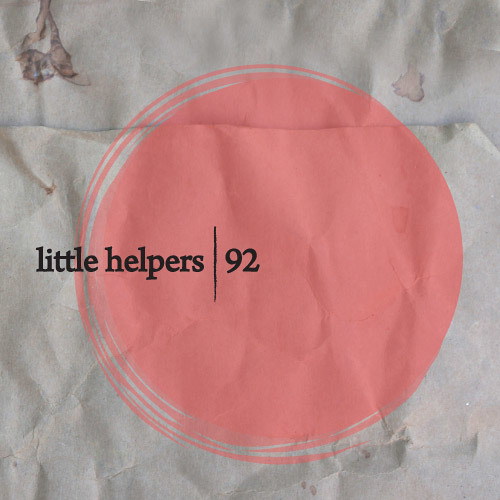 Jody Hannan - Little Helper 92-1 [littlehelpers92]