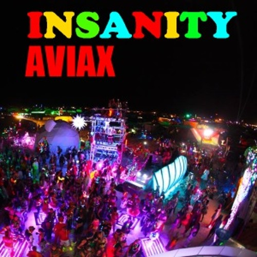 Aviax - Insanity : from Space Gnomes at Burning Man 2013