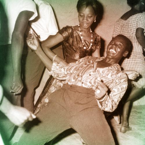 Pat Les Stache - The Congo Shuffle