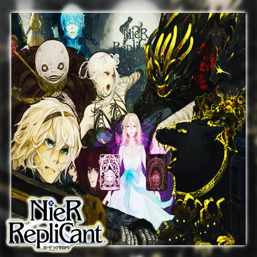 Nier Replicant - Nigrum Morbo