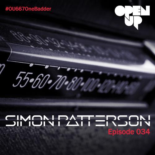 Simon Patterson - Open Up - 034