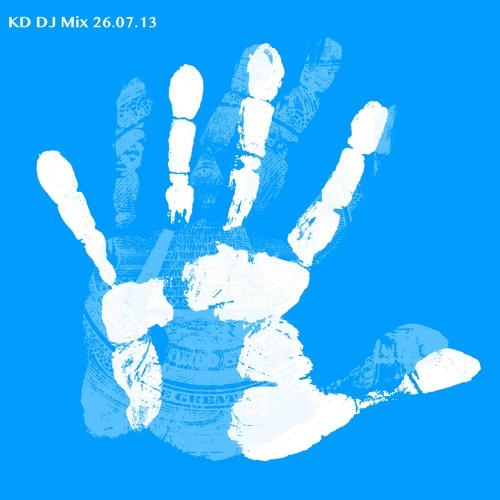 KD DJ MIX 07.08.13