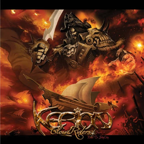Kerion - Fireblast (featuring Rachel Aspe from ETHS)