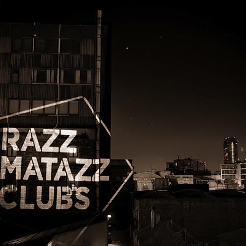 2013.09.13 - Amine Edge & DANCE @ Razzmatazz, Barcelona, SP