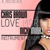 Love More (Chris Brown | Nicki Minaj | Instrumental Remix)