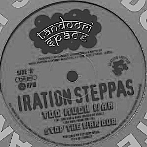TEASER WAR-DAP REMIX IRATION STEPPAS FREE EP 2013