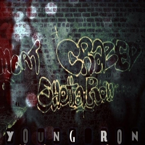 styrofoam Cup- Young Ron
