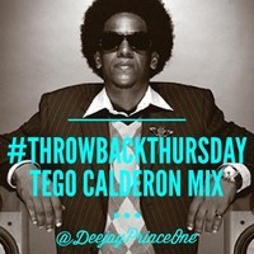 DJ Prince one - TBT Tego Calderon Mix