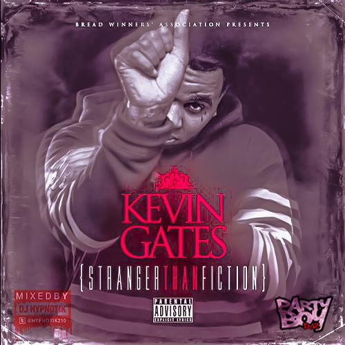 KEVIN GATES - STROKIN' (DJ HYPNOTIK CHOPPED N SCREWED)