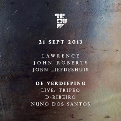 D-Ribeiro @ SWTBOX - Trouw Amsterdam  21-09-13