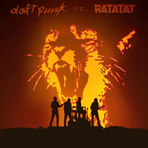 Daft Punk vs. Ratatat - Wildcat Lucky (Mash-Up)