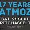 DJ Peter Hubeny @ Atmoz 17 Years Main Room 21 09 2013