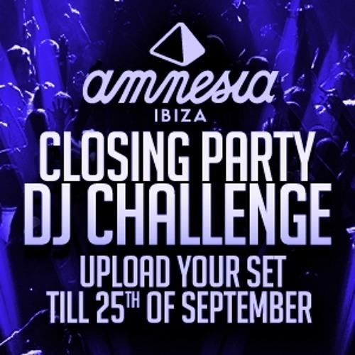Amnesia DJ Competition - DJ Dino MaGe