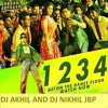 1234 GET ON THE DANCE FLOOR MIX BY DJ AKHIL AND DJ NIKHIL OR DJ ANSHUL JBP