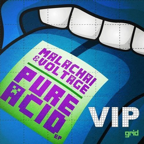 Cabin Fever Uk - Pure acid Vip - Grid Dub - September Freebie - download link in description