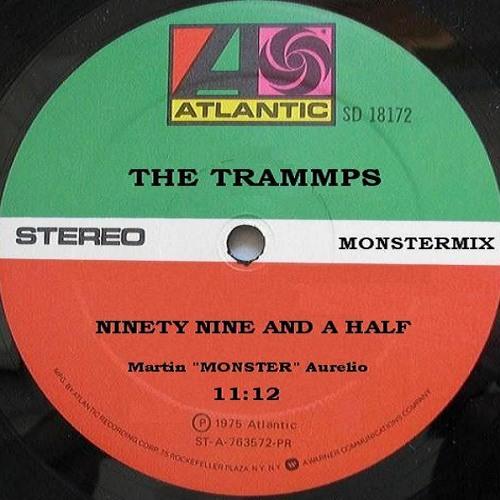 99 A Half Trammps MONSTERMIX Martin Monster Aurelio By Monstermix