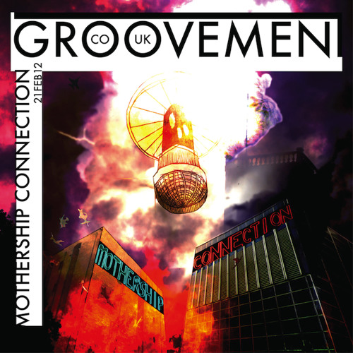 Mothership Connection - Acoustic Ditty on Groovement Feb 2012
