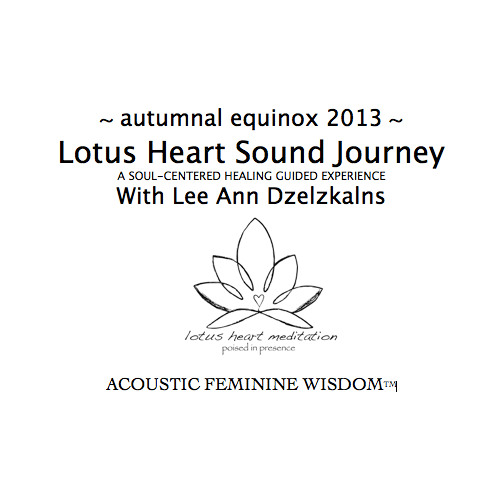 LHSJ Autumnal Equinox Info 2013