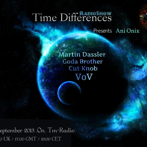 Ani Onix - Time Differences 096 [22 - 09 -  2013] - Tm - Radio