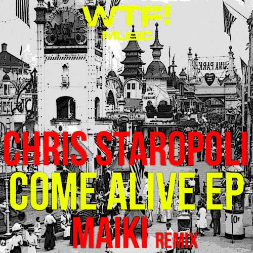 Chris Staropoli-Deep Thrills (Original Mix)