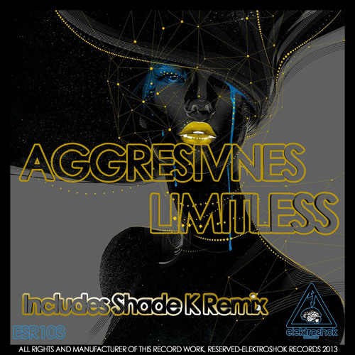 Aggresivnes - Limitless (Original Mix) TOP 40 on Beatport!
