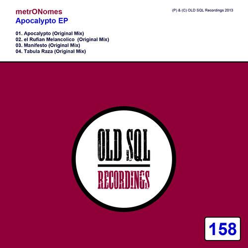 metrONomes - Manifesto (Original Mix) - OLD SQL (Preview)