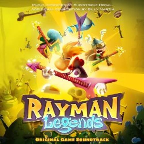 Rayman Legends - Castle Invaded (Dj CUTMAN's 1 Hour HipHop Remix)