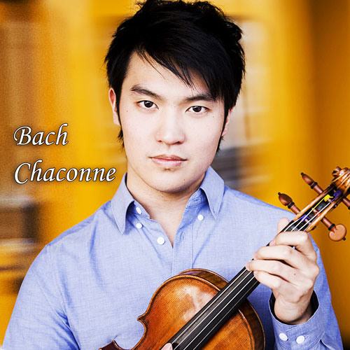 J. S. Bach - Chaconne from Partita in D Minor for Solo Violin, BWV 100