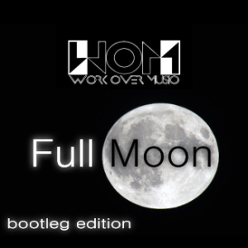 Work Over Music - Full Moon (Original Mix) / The Black Box EP / OUT Nov 4th