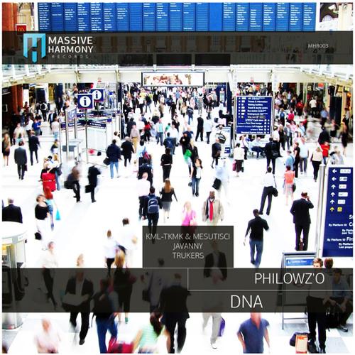Philowz'O - DNA (Original Mix) [Massive Harmony Records]