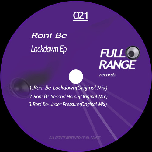 Roni Be-Second Home(Original Mix)