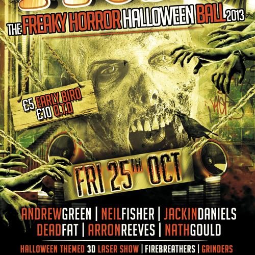 Fresh Halloween 2013 Promo CD