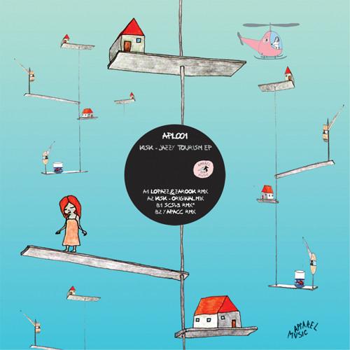 Kisk - Jazzy Tourism (Original Mix) [APL001]